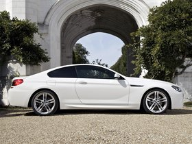 Ver foto 12 de BMW Serie 6 640d Coupe M Sport Package F12 UK 2011