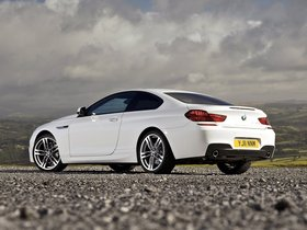 Ver foto 11 de BMW Serie 6 640d Coupe M Sport Package F12 UK 2011
