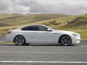 Ver foto 10 de BMW Serie 6 640d Coupe M Sport Package F12 UK 2011