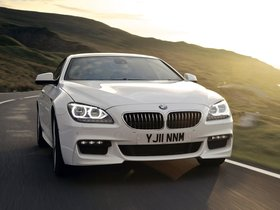 Ver foto 9 de BMW Serie 6 640d Coupe M Sport Package F12 UK 2011