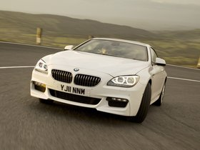 Ver foto 8 de BMW Serie 6 640d Coupe M Sport Package F12 UK 2011
