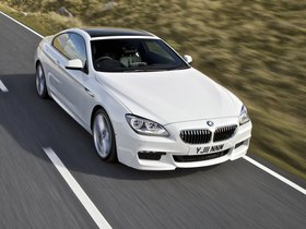 Ver foto 7 de BMW Serie 6 640d Coupe M Sport Package F12 UK 2011