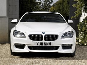 Ver foto 6 de BMW Serie 6 640d Coupe M Sport Package F12 UK 2011
