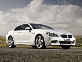 Ver foto 5 de BMW Serie 6 640d Coupe M Sport Package F12 UK 2011