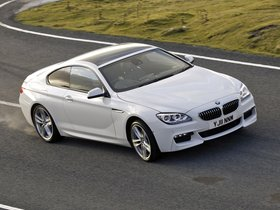 Ver foto 4 de BMW Serie 6 640d Coupe M Sport Package F12 UK 2011