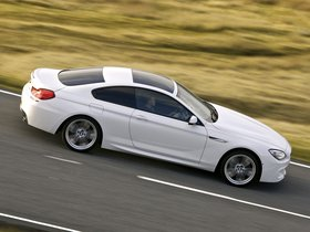 Ver foto 3 de BMW Serie 6 640d Coupe M Sport Package F12 UK 2011