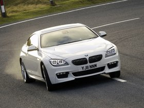 Ver foto 2 de BMW Serie 6 640d Coupe M Sport Package F12 UK 2011