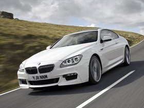 Ver foto 1 de BMW Serie 6 640d Coupe M Sport Package F12 UK 2011