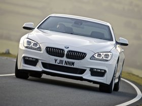 Ver foto 20 de BMW Serie 6 640d Coupe M Sport Package F12 UK 2011