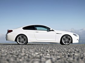 Ver foto 19 de BMW Serie 6 640d Coupe M Sport Package F12 UK 2011