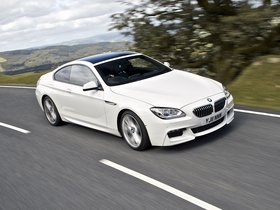Ver foto 17 de BMW Serie 6 640d Coupe M Sport Package F12 UK 2011