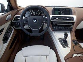 Ver foto 27 de BMW Serie 6 640d Gran Coupe F06  2012