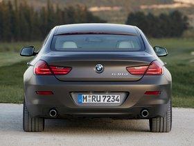 Ver foto 18 de BMW Serie 6 640d Gran Coupe F06  2012