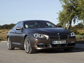 Ver foto 16 de BMW Serie 6 640d Gran Coupe F06  2012