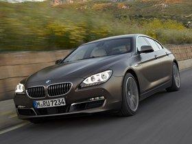 Ver foto 15 de BMW Serie 6 640d Gran Coupe F06  2012