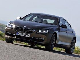 Ver foto 14 de BMW Serie 6 640d Gran Coupe F06  2012