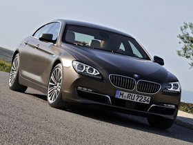 Ver foto 13 de BMW Serie 6 640d Gran Coupe F06  2012