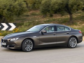 Ver foto 12 de BMW Serie 6 640d Gran Coupe F06  2012