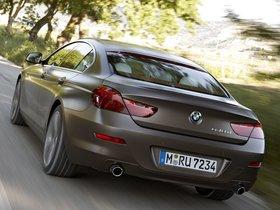 Ver foto 11 de BMW Serie 6 640d Gran Coupe F06  2012