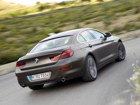 Ver foto 10 de BMW Serie 6 640d Gran Coupe F06  2012