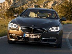 Ver foto 8 de BMW Serie 6 640d Gran Coupe F06  2012