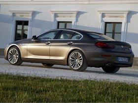 Ver foto 6 de BMW Serie 6 640d Gran Coupe F06  2012