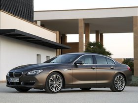 Ver foto 5 de BMW Serie 6 640d Gran Coupe F06  2012