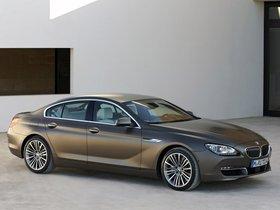 Ver foto 4 de BMW Serie 6 640d Gran Coupe F06  2012
