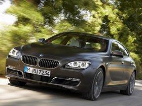 Ver foto 3 de BMW Serie 6 640d Gran Coupe F06  2012