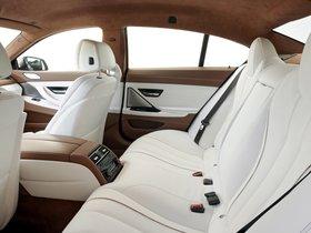Ver foto 24 de BMW Serie 6 640d Gran Coupe F06  2012