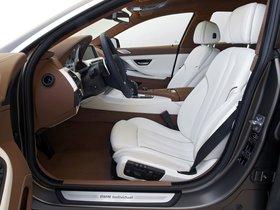 Ver foto 23 de BMW Serie 6 640d Gran Coupe F06  2012
