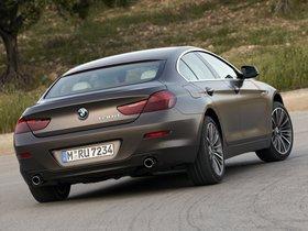 Ver foto 22 de BMW Serie 6 640d Gran Coupe F06  2012