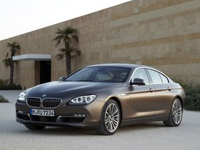 Ver foto 21 de BMW Serie 6 640d Gran Coupe F06  2012