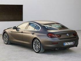 Ver foto 20 de BMW Serie 6 640d Gran Coupe F06  2012