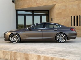 Ver foto 19 de BMW Serie 6 640d Gran Coupe F06  2012