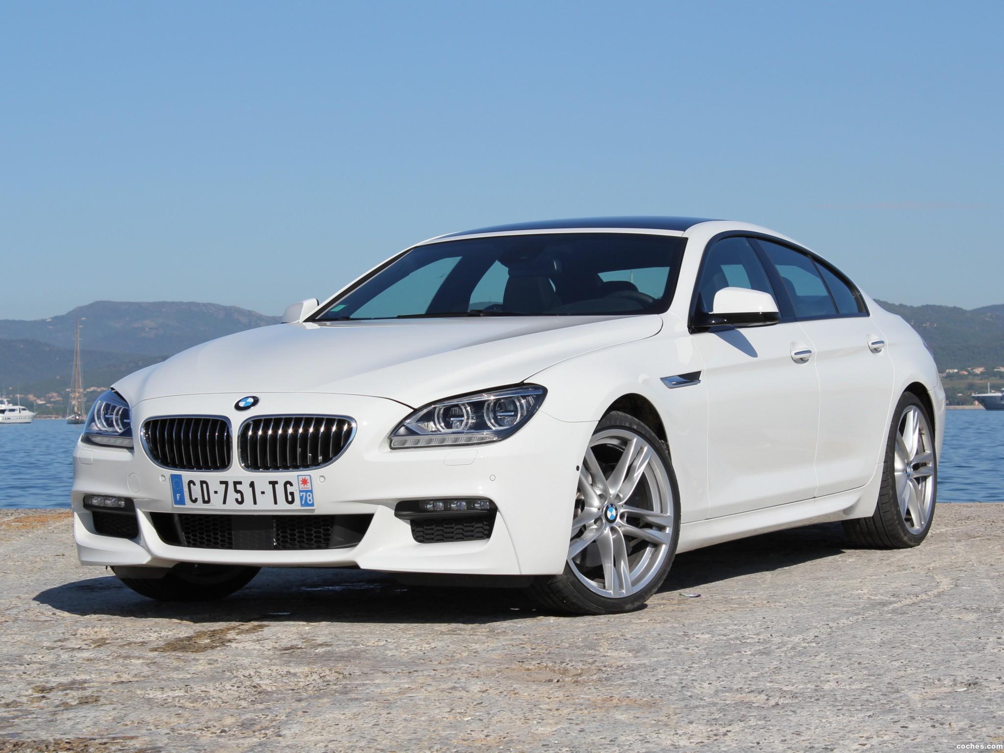 Foto 0 de BMW Serie 6 640d Gran Coupe M Sport Package F06 2012