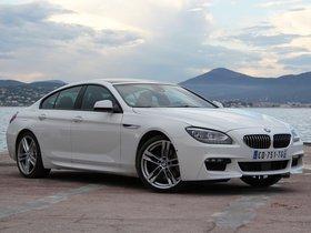 Ver foto 3 de BMW Serie 6 640d Gran Coupe M Sport Package F06 2012