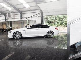 Ver foto 4 de BMW Serie 6 640d Gran Coupe Mulgari SV  2014