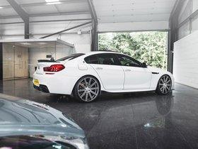 Ver foto 2 de BMW Serie 6 640d Gran Coupe Mulgari SV  2014