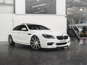 Ver foto 1 de BMW Serie 6 640d Gran Coupe Mulgari SV  2014