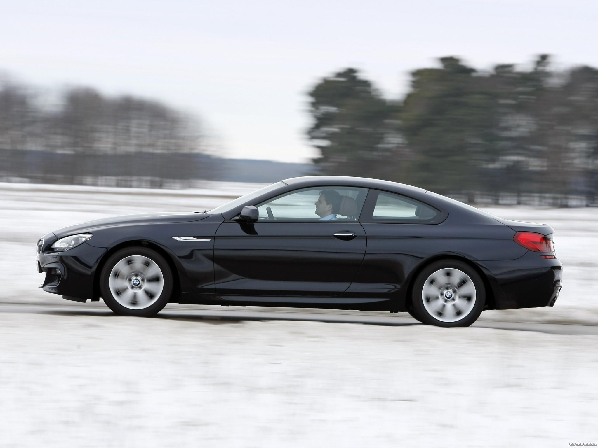 Foto 8 de BMW Serie 6 640d xDrive Coupe M Sport Package F12 2012