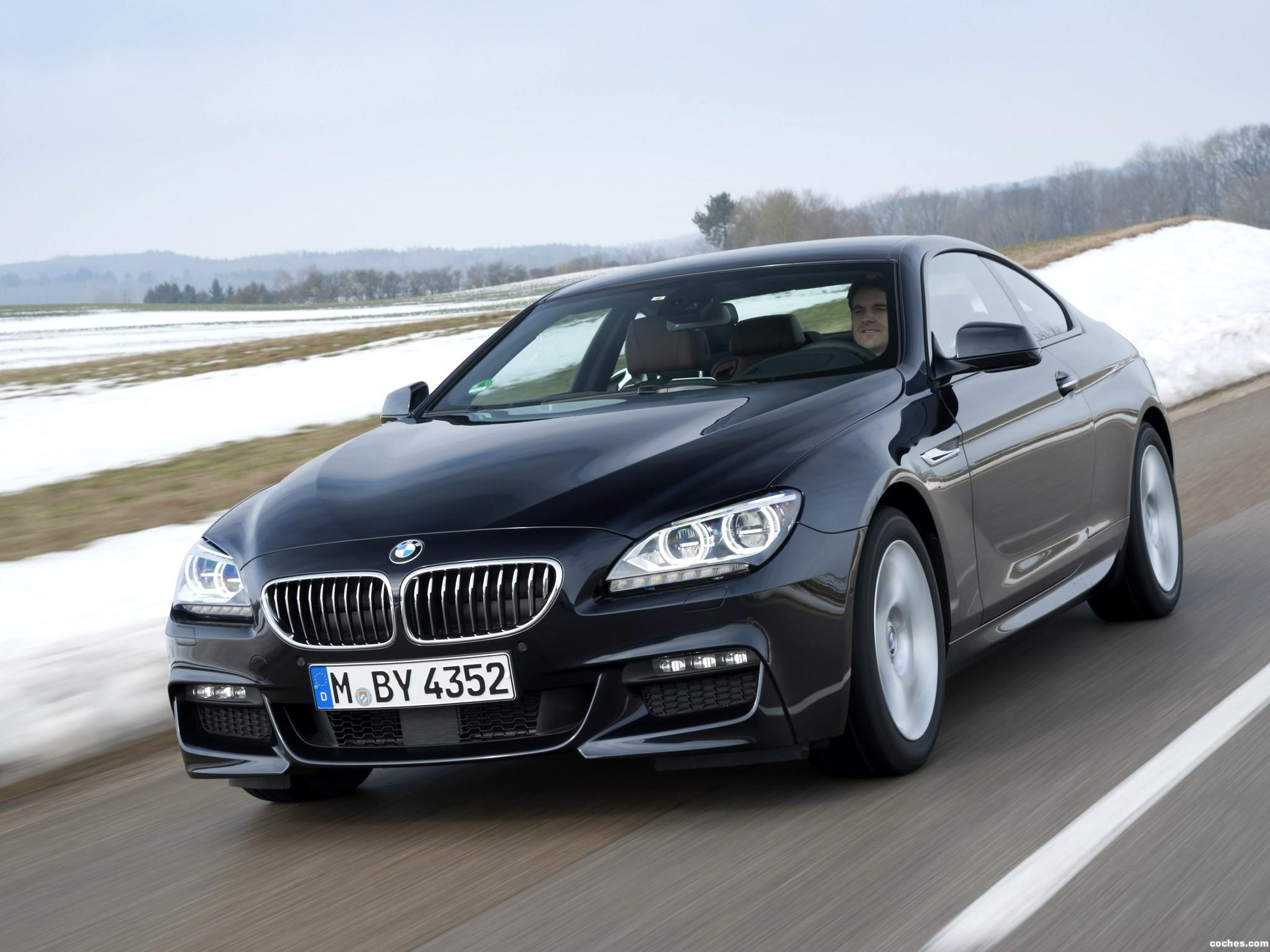 fotos de bmw serie 6 640d xdrive coupe m sport package f12 2012 foto 1. Black Bedroom Furniture Sets. Home Design Ideas