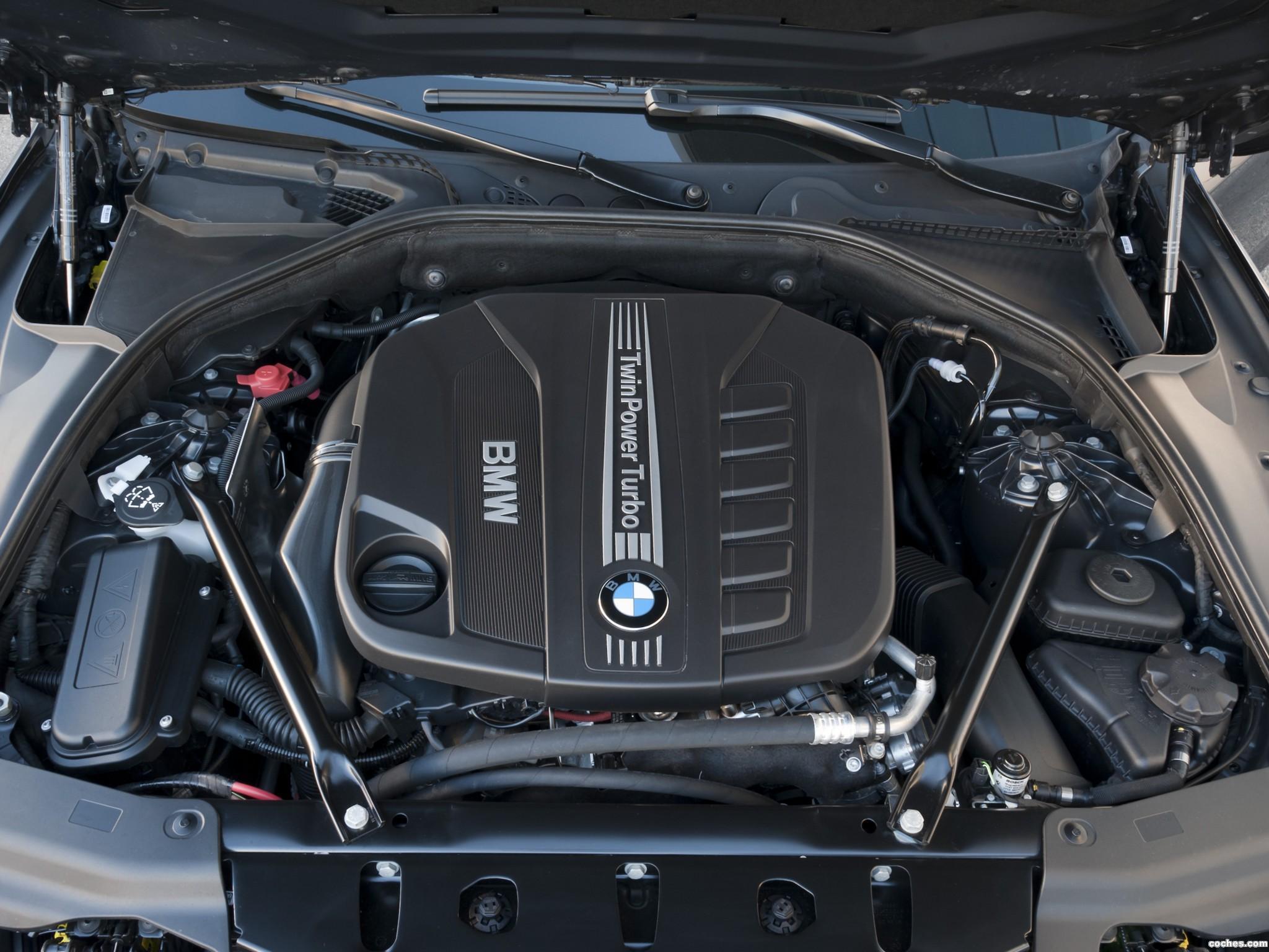 Foto 17 de BMW Serie 6 640d xDrive Coupe M Sport Package F12 2012