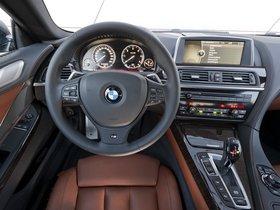 Ver foto 20 de BMW Serie 6 640d xDrive Coupe M Sport Package F12 2012