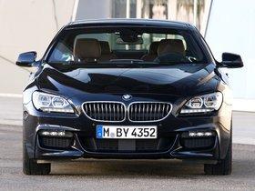 Ver foto 11 de BMW Serie 6 640d xDrive Coupe M Sport Package F12 2012
