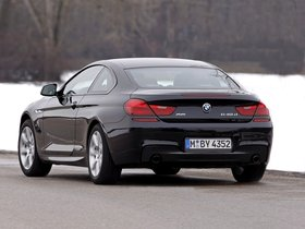 Ver foto 7 de BMW Serie 6 640d xDrive Coupe M Sport Package F12 2012
