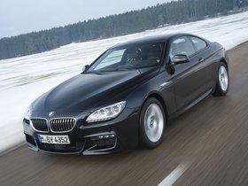 Ver foto 5 de BMW Serie 6 640d xDrive Coupe M Sport Package F12 2012
