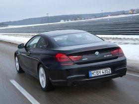 Ver foto 4 de BMW Serie 6 640d xDrive Coupe M Sport Package F12 2012