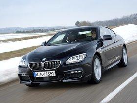 Ver foto 2 de BMW Serie 6 640d xDrive Coupe M Sport Package F12 2012