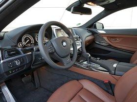 Ver foto 19 de BMW Serie 6 640d xDrive Coupe M Sport Package F12 2012